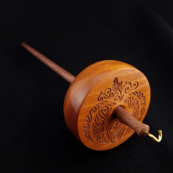 Chakte Viga Top Whorl Spindle picture