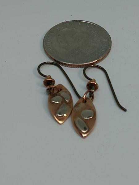 Mixed Metal, Copper Base Sterling Silver Designs