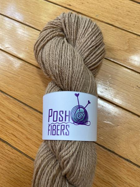 From the Farm - Michigan Tans - 100% alpaca - 200 yds, DK weight picture
