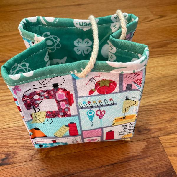 Project Bag - Sewing with 4H picture