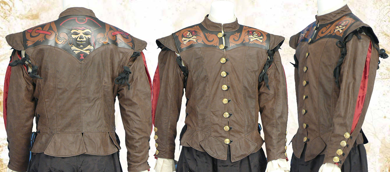 The Pirate Doublet