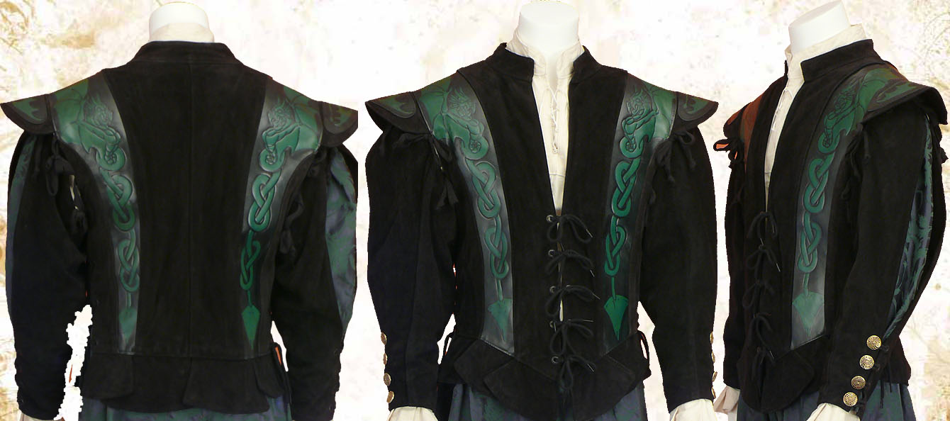 The Dragon Prince Doublet