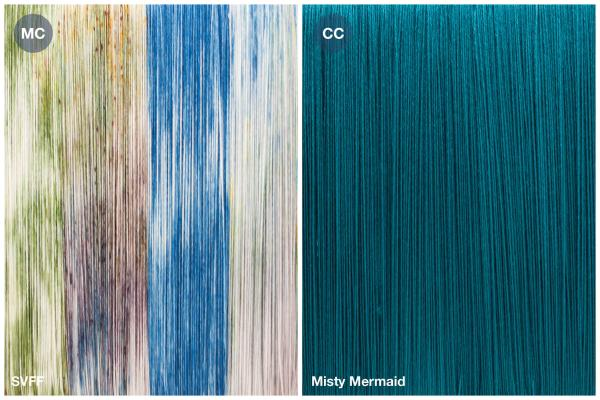 Two-Color Project Kit- SVFF & Misty Mermaid