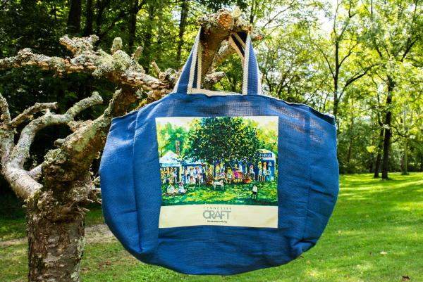 Tennessee Craft Tote Bag