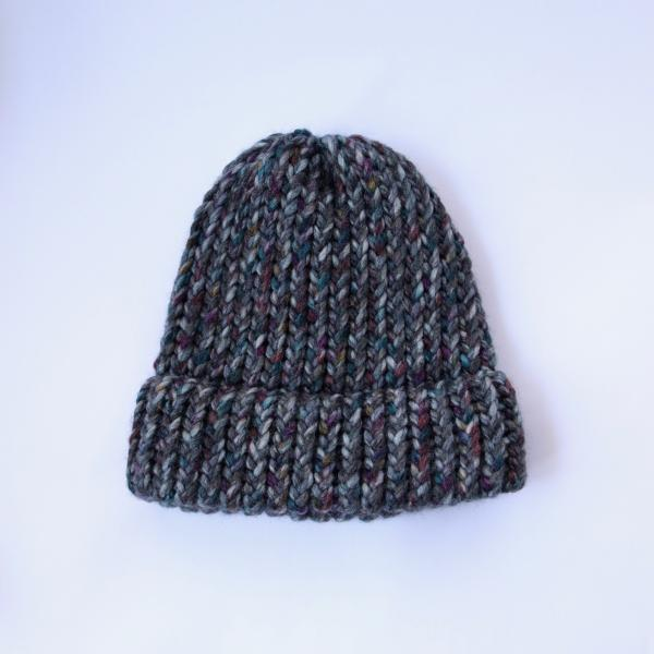 Knitted Wool Beanie picture