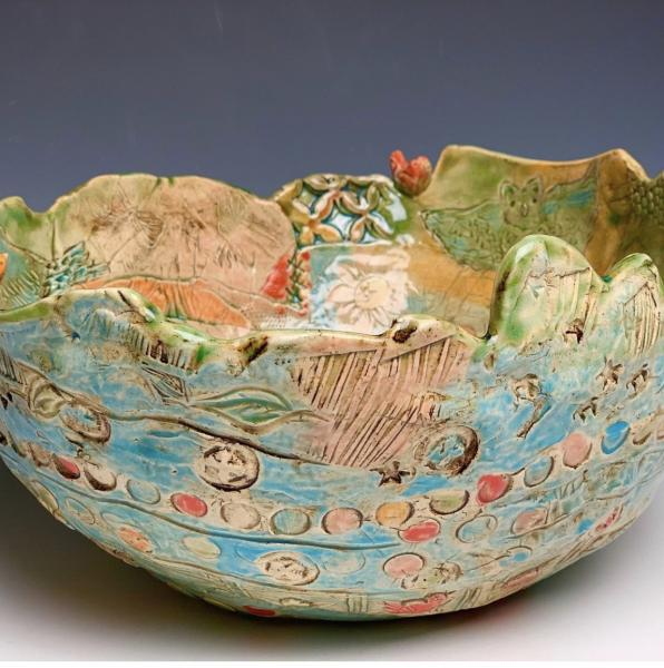 Patchwork Bowl