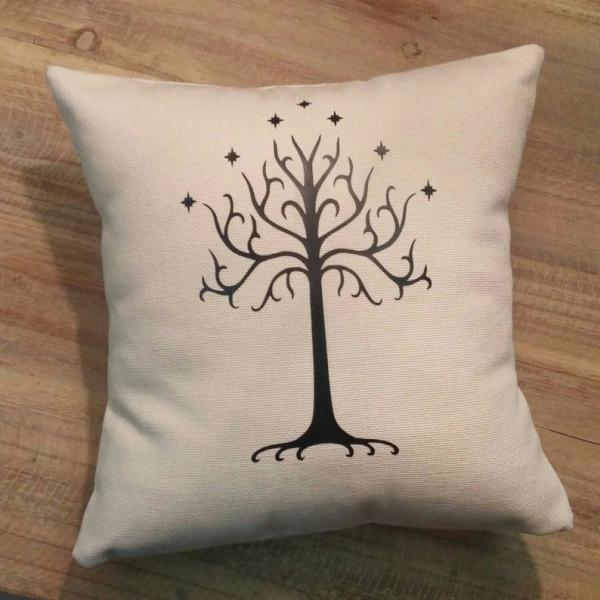 Tree of Gondor Small Pillow picture