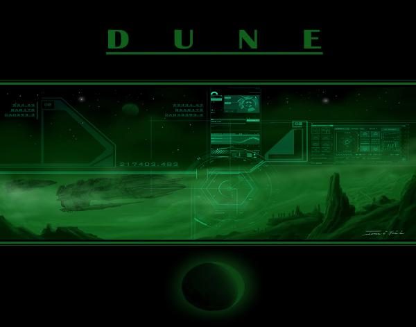 DUNE - Fighter View