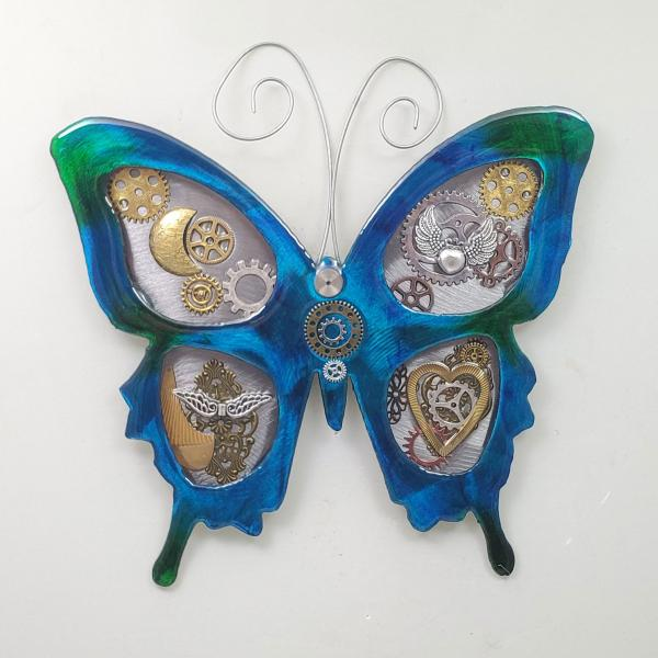 Butterfly (Blue/green)