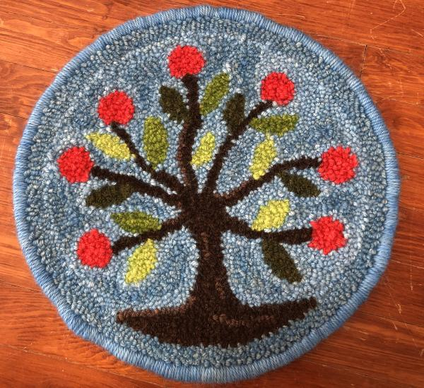 Tree Chair Pad