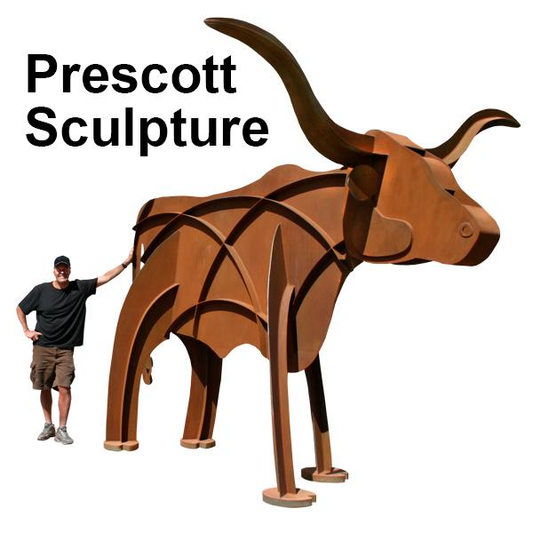 Prescott Studio, Gallery & Sculpture Garden