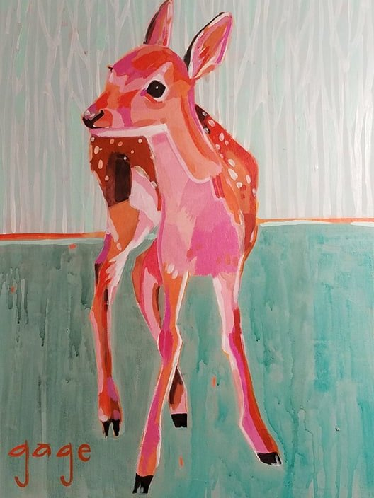 Pink Fawn picture