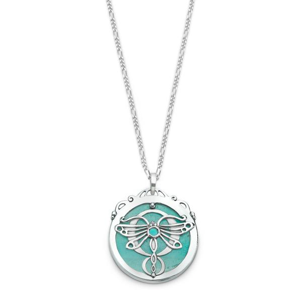 Spirit of the Dragonfly Necklace