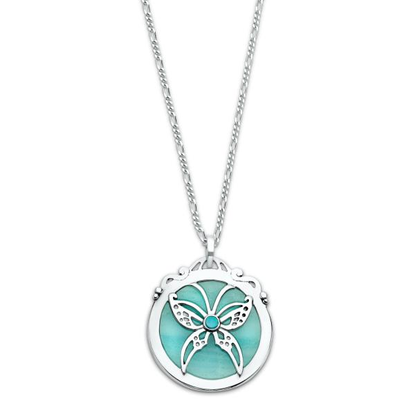 Spirit of the Butterfly Necklace