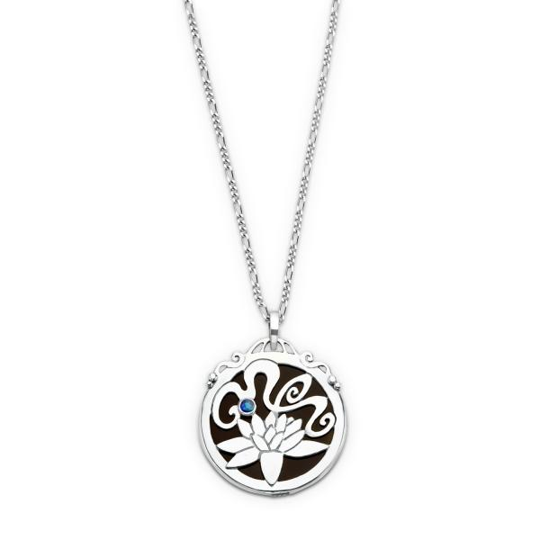 Spirit of the Lotus Necklace