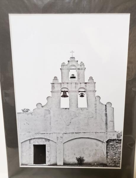 "9x12 Matted Print - ""Mission San Juan"" picture"