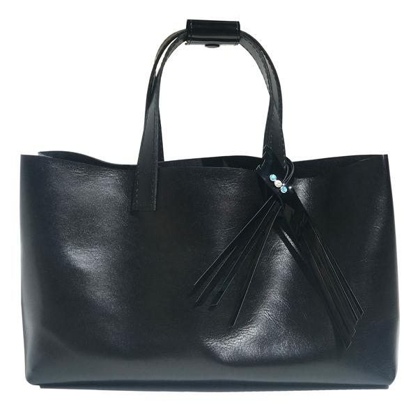 Italian Leather Tote Bag 72
