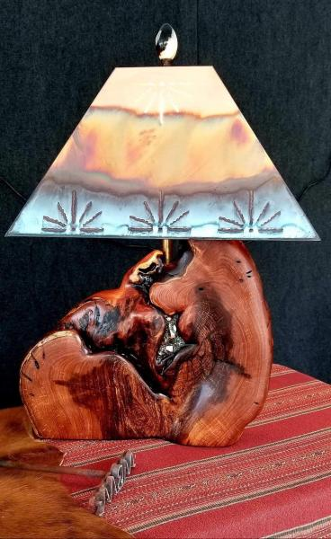 Mesquite Lamp Sculpture