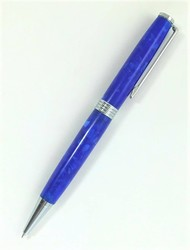 Royal Blue Crush Lamar Pen