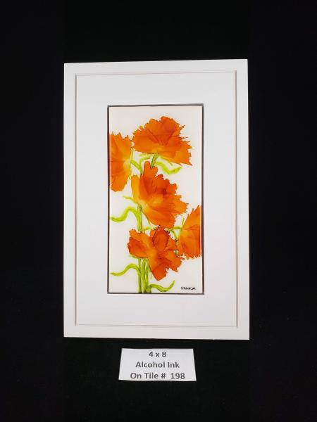 Orange Poppies 198 picture