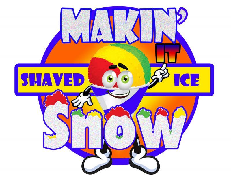 Makin' It Snow Shaved Ice