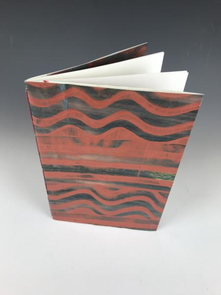 Blank Journal with Hand-Decorated covers (GF08)