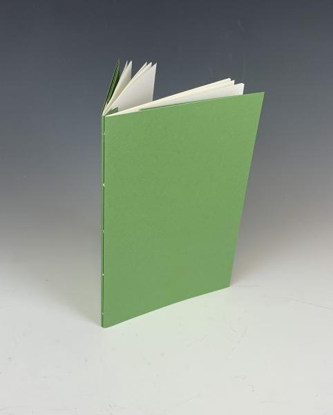Blank Journal, Double Pamphlet (JDG02)