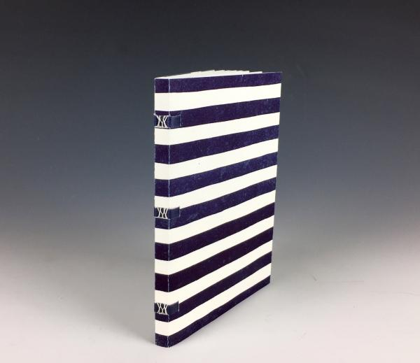 Blank Journal with Hand-Decorated covers (LK9)