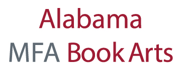 The University of Alabama MFA Book Arts Program