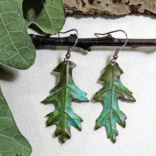 Oak Earrings