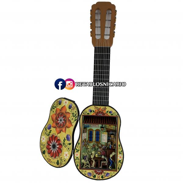 Charango - The Day of the Dead - Andean Bar
