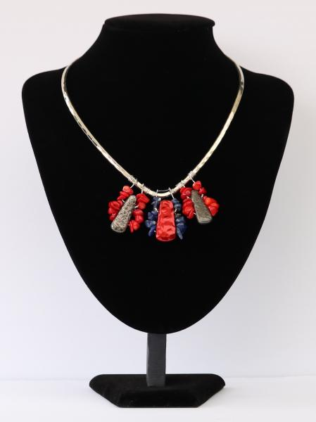 Native Red Coral Necklace