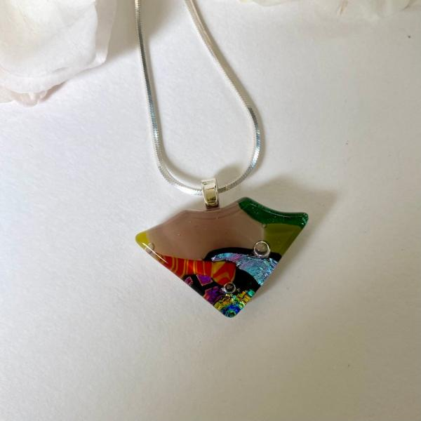 Small colorful Necklace