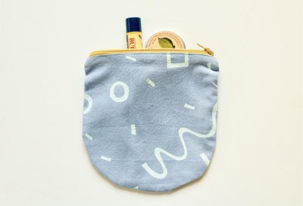 Year of the Rat extra pocket zipper pouch picture