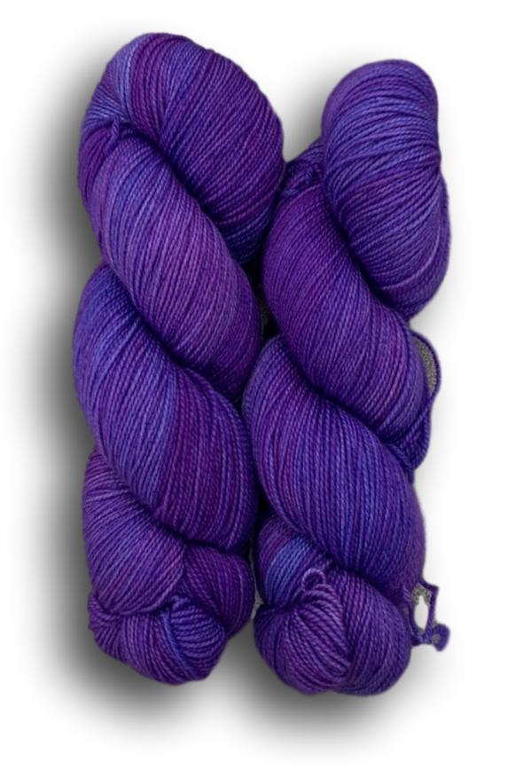 Ewe so Happy Sock Electric Violet picture
