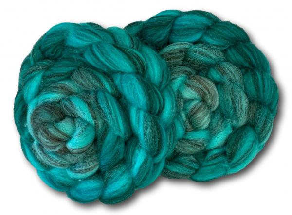 Mixed BFL Fiber 4oz. - 3