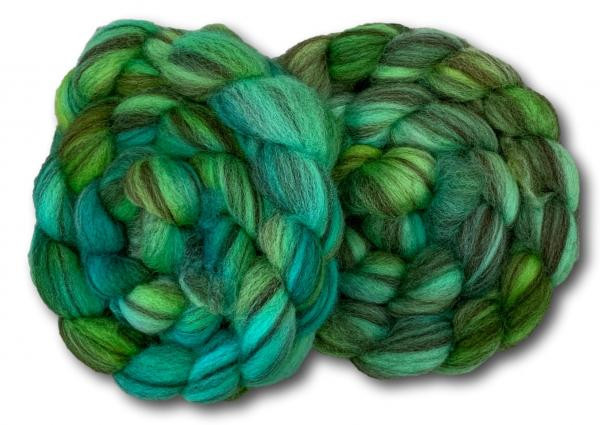 Mixed BFL Fiber 4oz. - 2