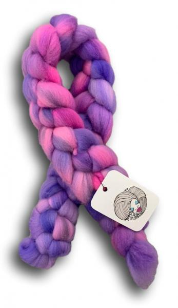 Polwarth Fiber 4oz.  - 22
