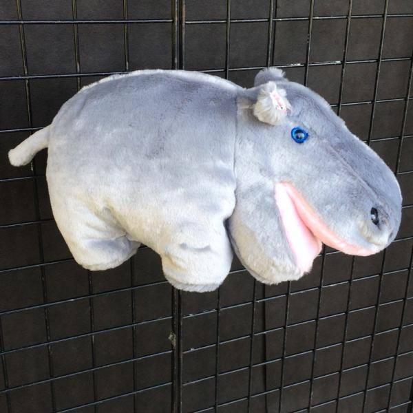 Hippo Puppet