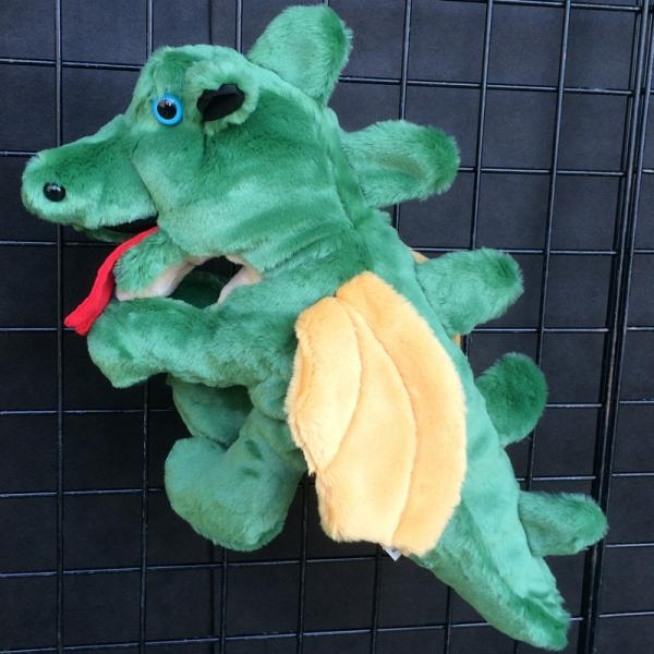 Dragon Puppet, Small picture
