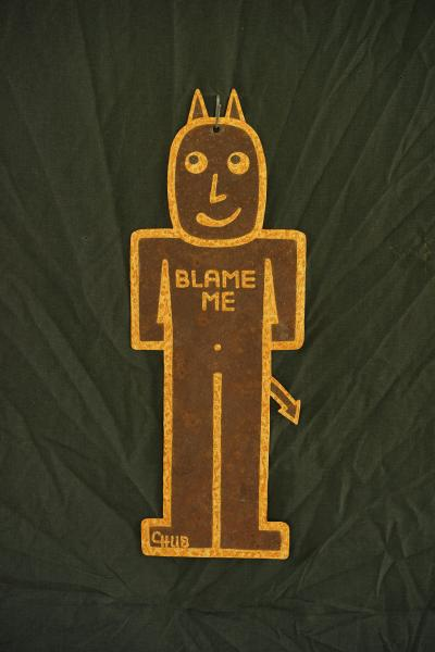 Blame Me (12 inch)