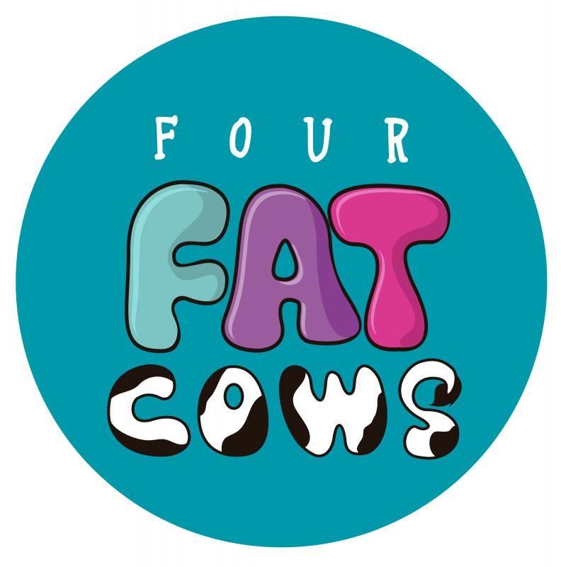 Four Fat Cows
