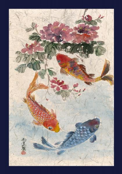 3 Koi of Summer