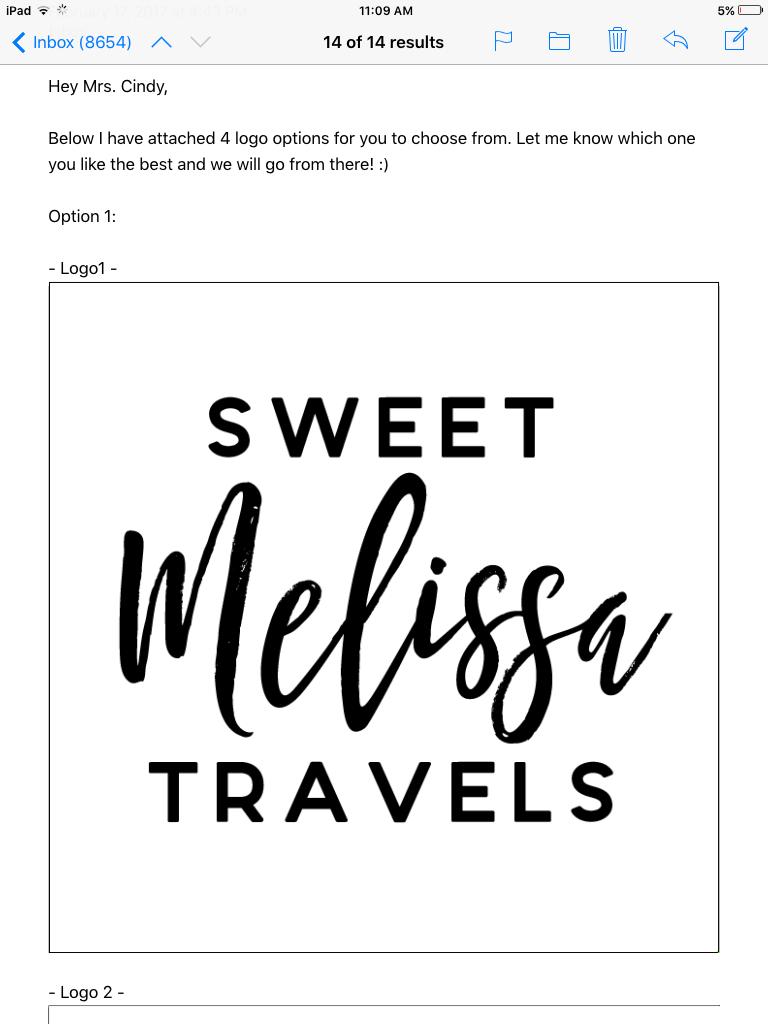 Sweet Melissa Travels
