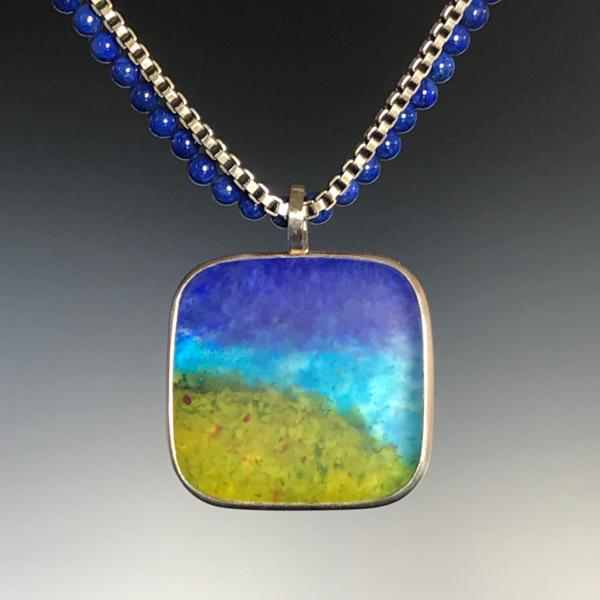 Carib Landscape Necklace