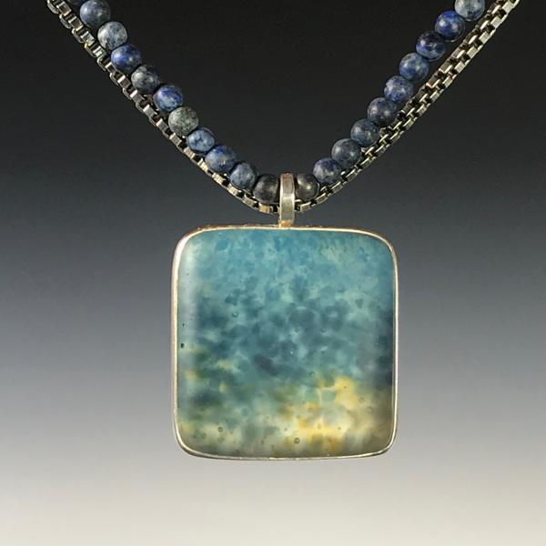 "Landscape Necklace in ""Beach"""