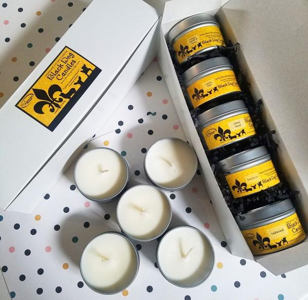 Candle Sample Pack
