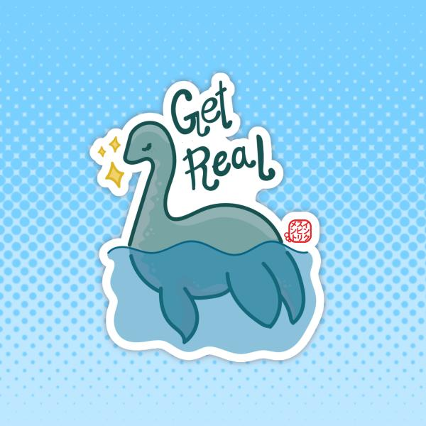 Get Real Nessie picture