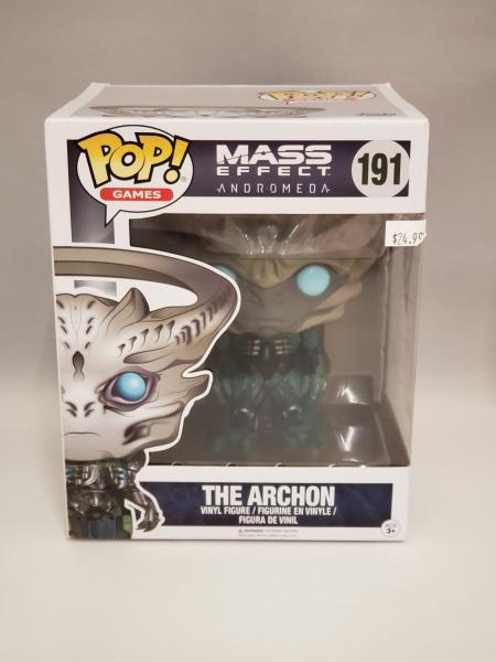"The Archon 191 Mass Effect Andromeda 6"" Funko Pop!"