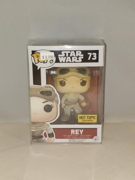Rey 73 Star Wars Funko Pop! picture